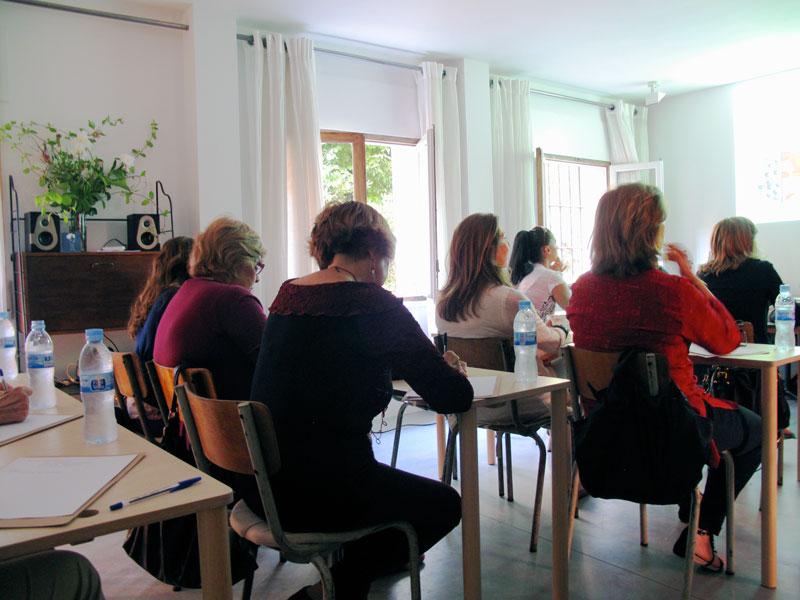 talleres monográficos y modulares en grupo
