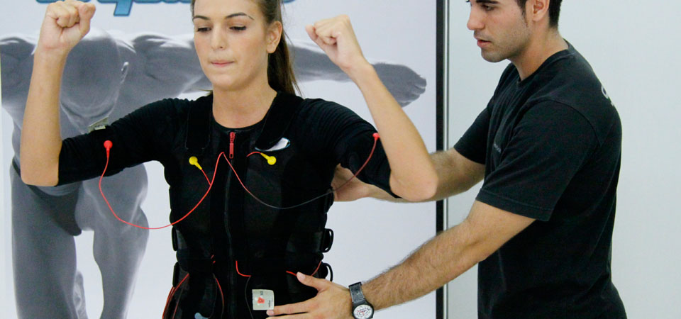 trajes bioelectroestimuladores para fitness