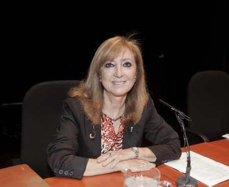 Mónica de la Fuente, catedrática de fisiología, experta en inmunología