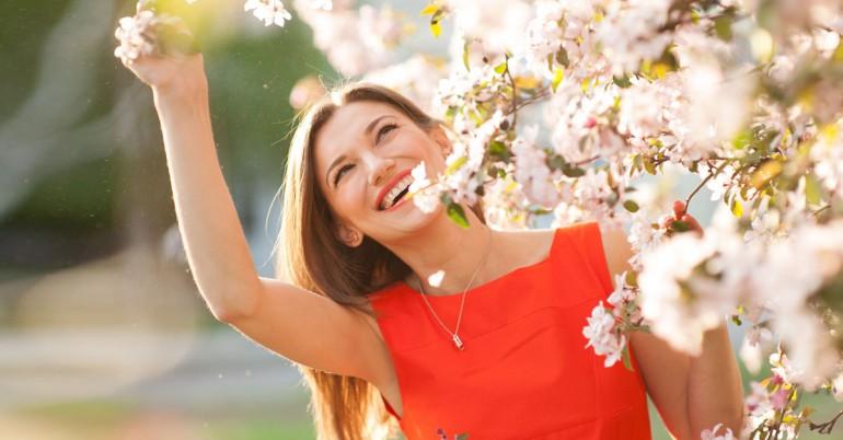 la primavera es el mejor momento para el detox